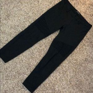 Dear John Size 30 Moto Jeggings